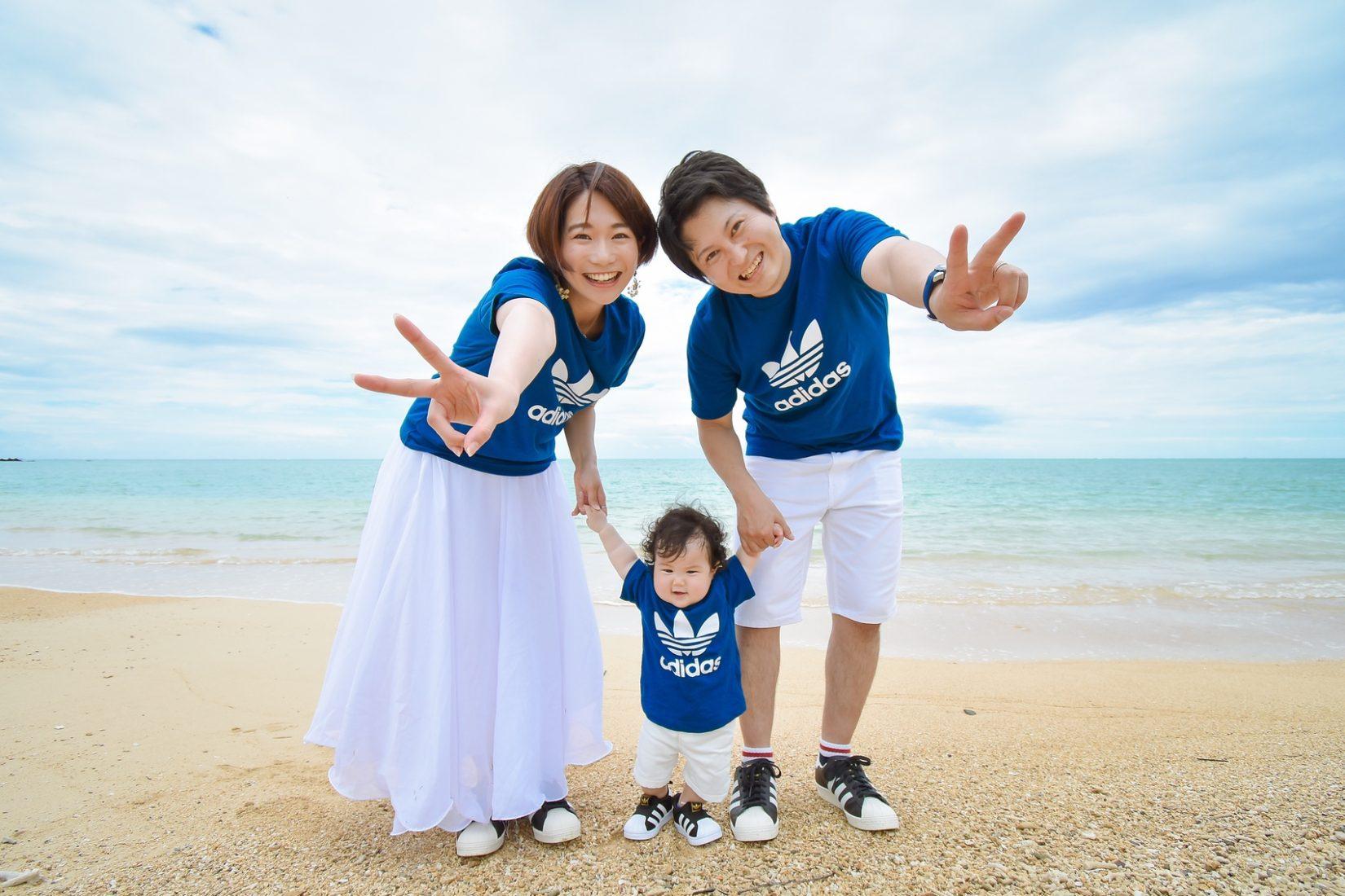 【レポ#20】家族が増えて石垣島で嬉しい再会♡ S様&M様&I君