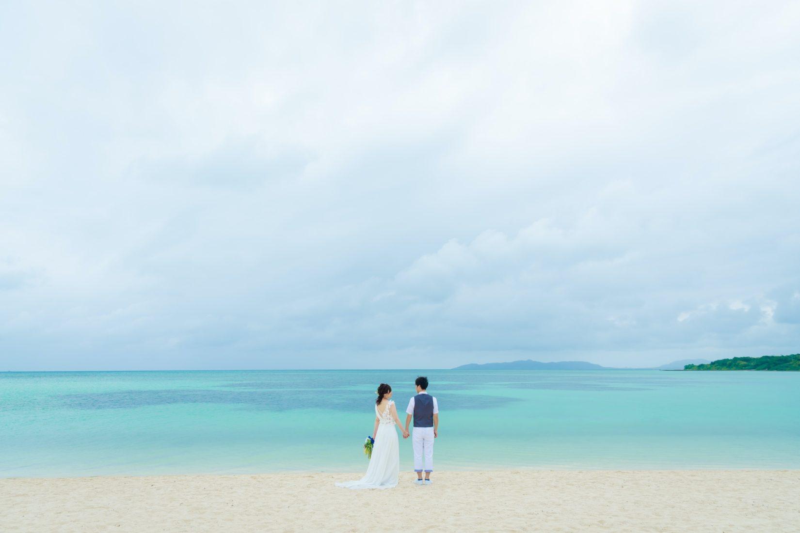【レポ#21】挙式を控えたT様&M様の前撮りフォト@竹富島