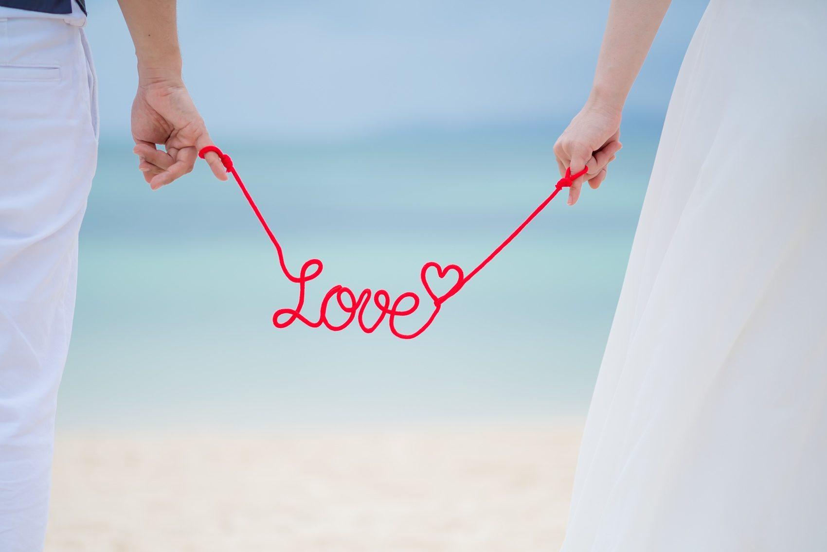 LOVEの赤い糸