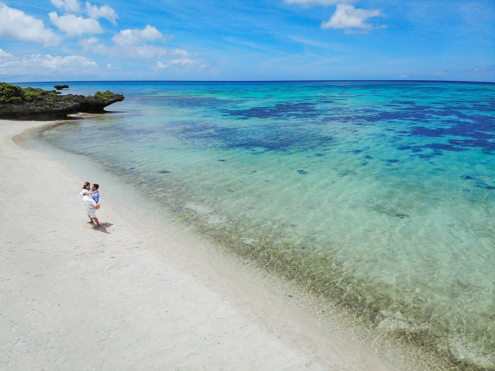 Ishigaki drone wedding