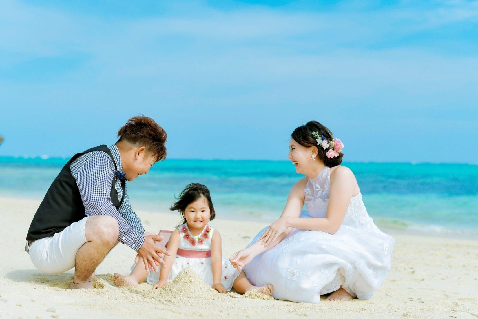 【レポ#10】K&F様ファミリーは石垣島南部で1日フォトツアー 👨👩👧