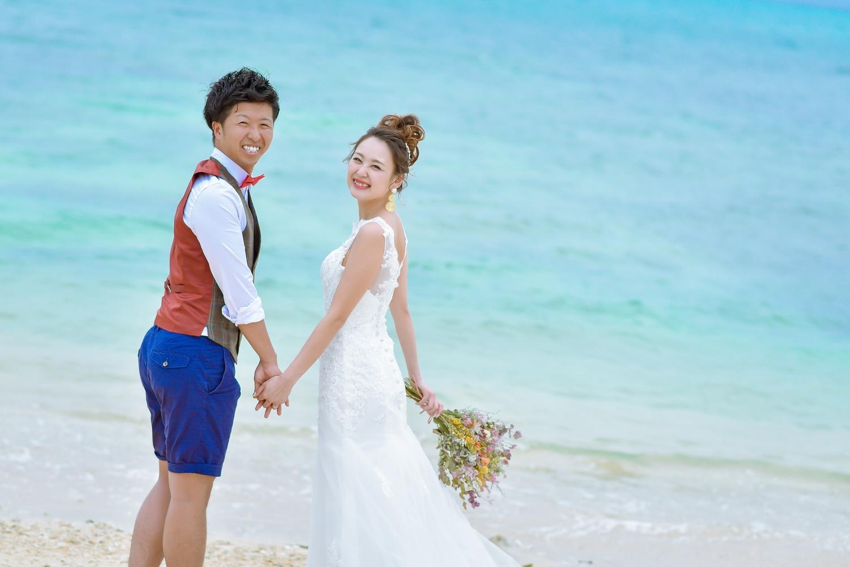 【レポ#16】K&A様は入籍後に幸せいっぱい結婚写真♡