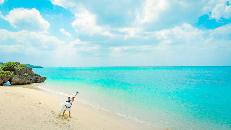 Location : 平久保ビーチ