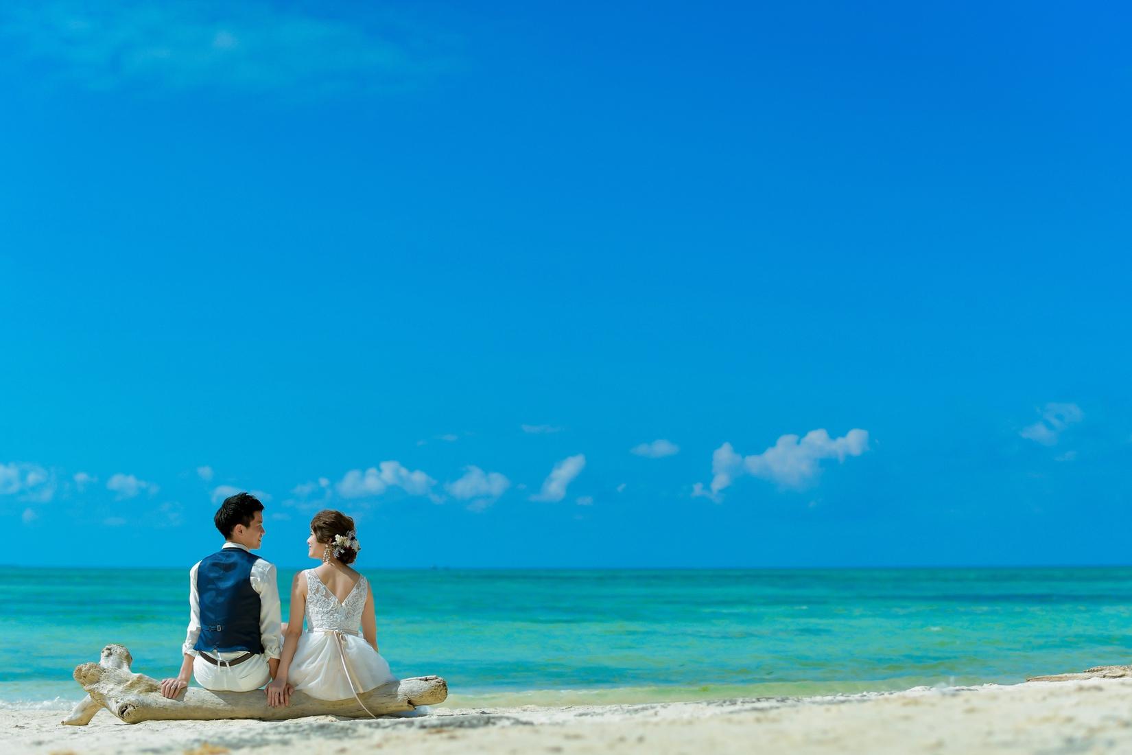 石垣島で前撮り・家族写真