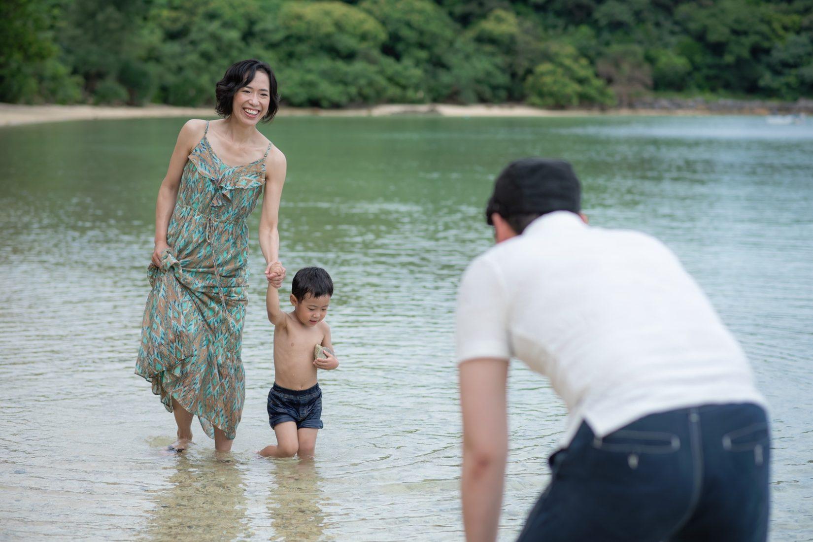 【レポ#27】家族旅行の想い出作り♡T様&M様&Kくんのフォトツアー
