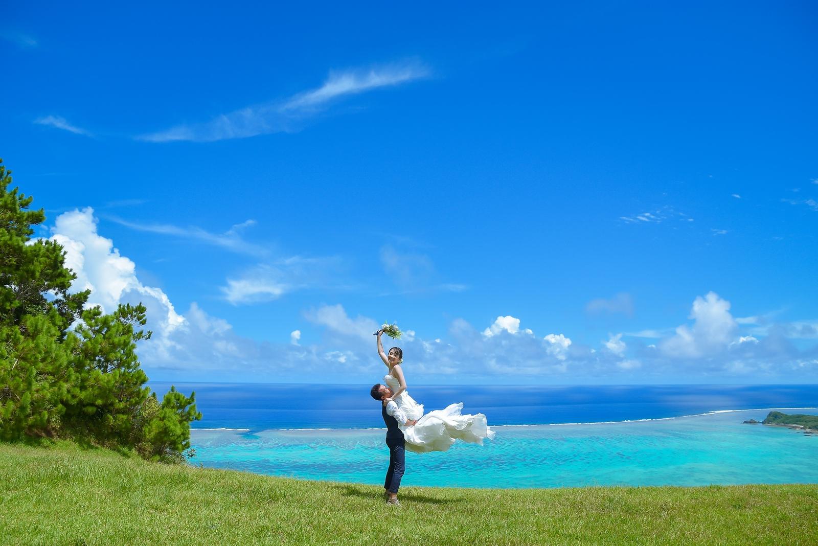 【レポ#40】M様&K様は石垣島を一周しての1日フォトウェディング