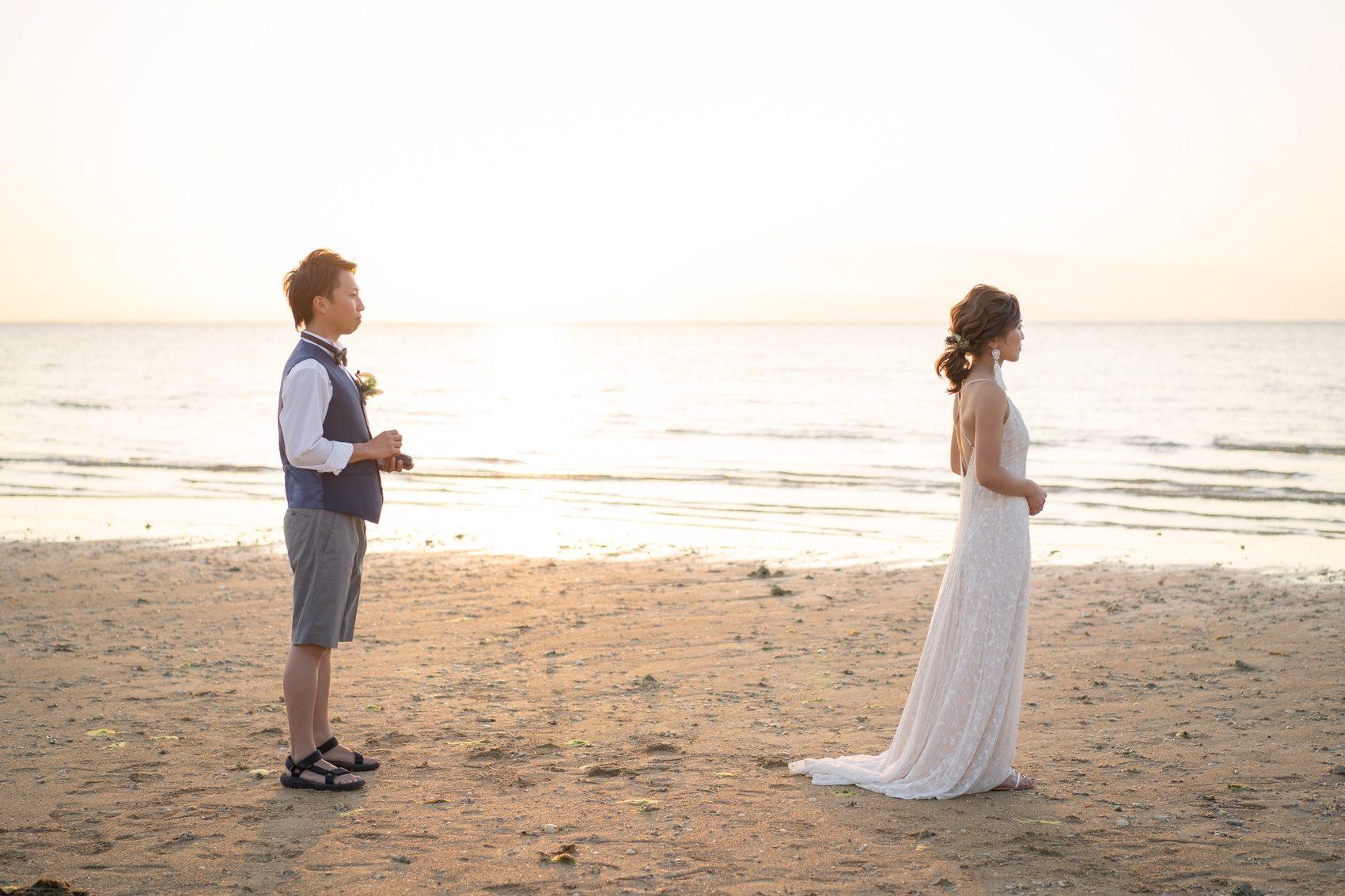 サンセットタイムのプロポーズ