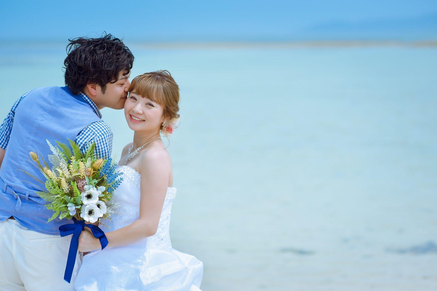 Y&M様の結婚写真
