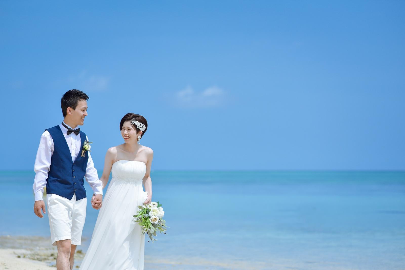 【レポ#44】Y&M様は川平タバガービーチで撮影。旅猿Tシャツでも!✨