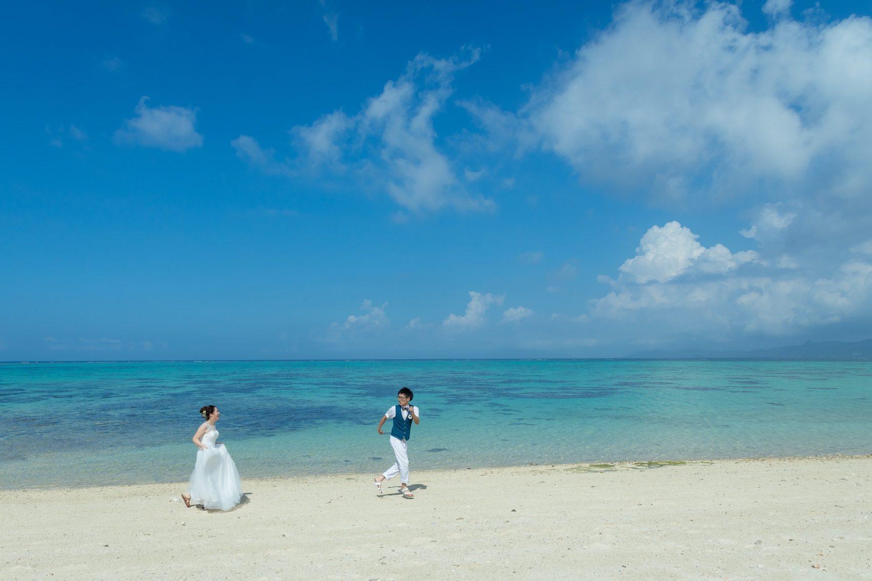 川平タバガービーチ