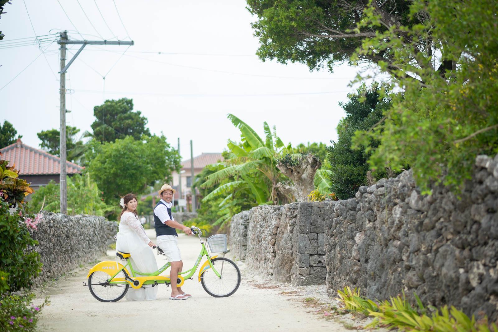 #52 T&T様は竹富島で結婚写真とマタニティフォトも