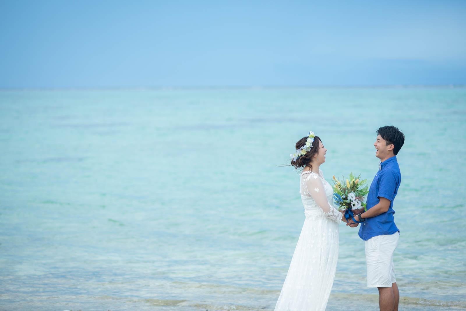 石垣島のビーチ