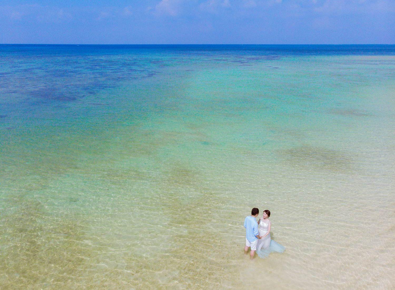 【2021年版】石垣島でドローン空撮ウェディング!おすすめポーズも紹介します*