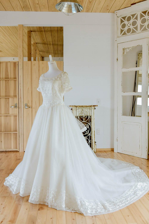 半袖 プリンセスドレス