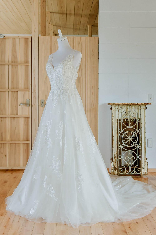 ドレス no.7 フロントスタイル